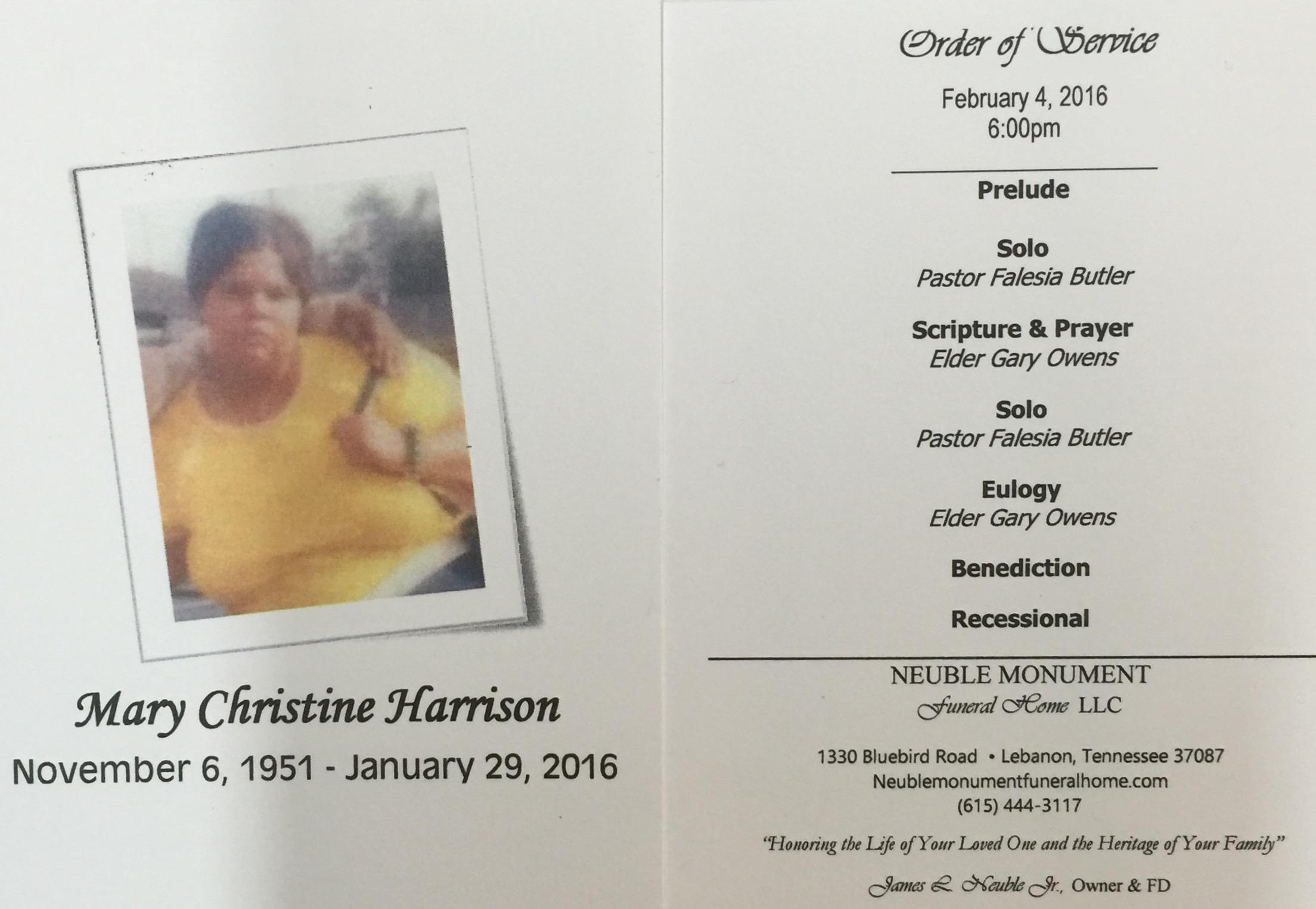 Neuble Funeral Home Obituaries